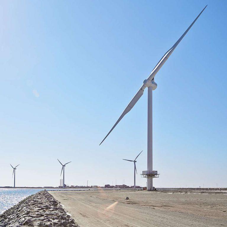 EcoSwing : l'éolienne européenne qui carbure au supraconducteur