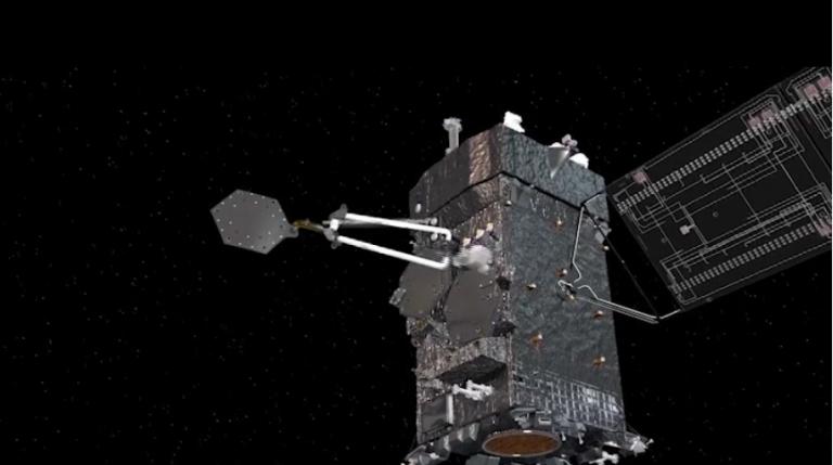 Bientôt un chantier de construction pour des robots dans l'espace