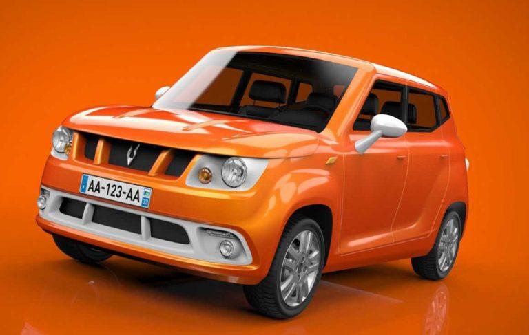 Gazelle Tech : un ingénieur français a créé une voiture électrique ultra-légère, à moins de 20 000 euros