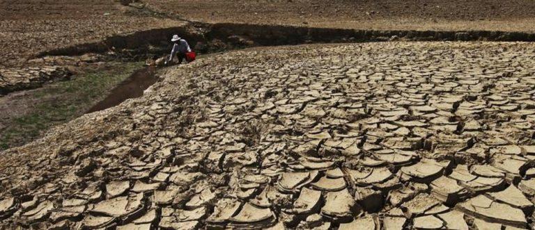 La Terre en surchauffe