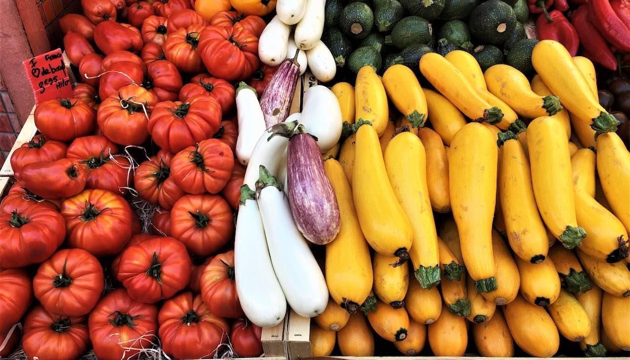 Les fruits et légumes d'été bio cultivés sous serre chauffée désormais interdits l'hiver