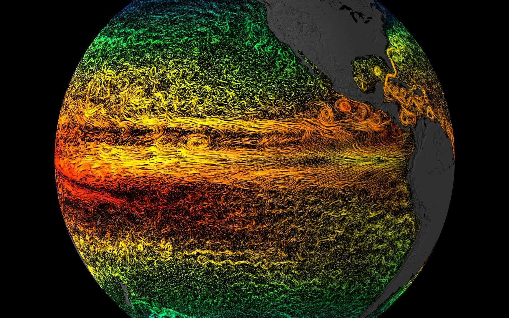 Les courants océaniques s'accélèrent !