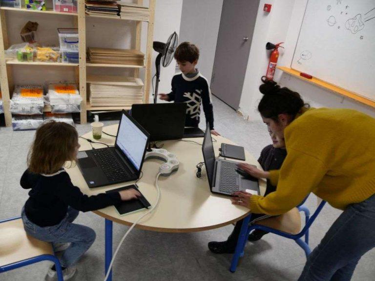 REPORTAGE. Première en France : un FabLab dans une école primaire