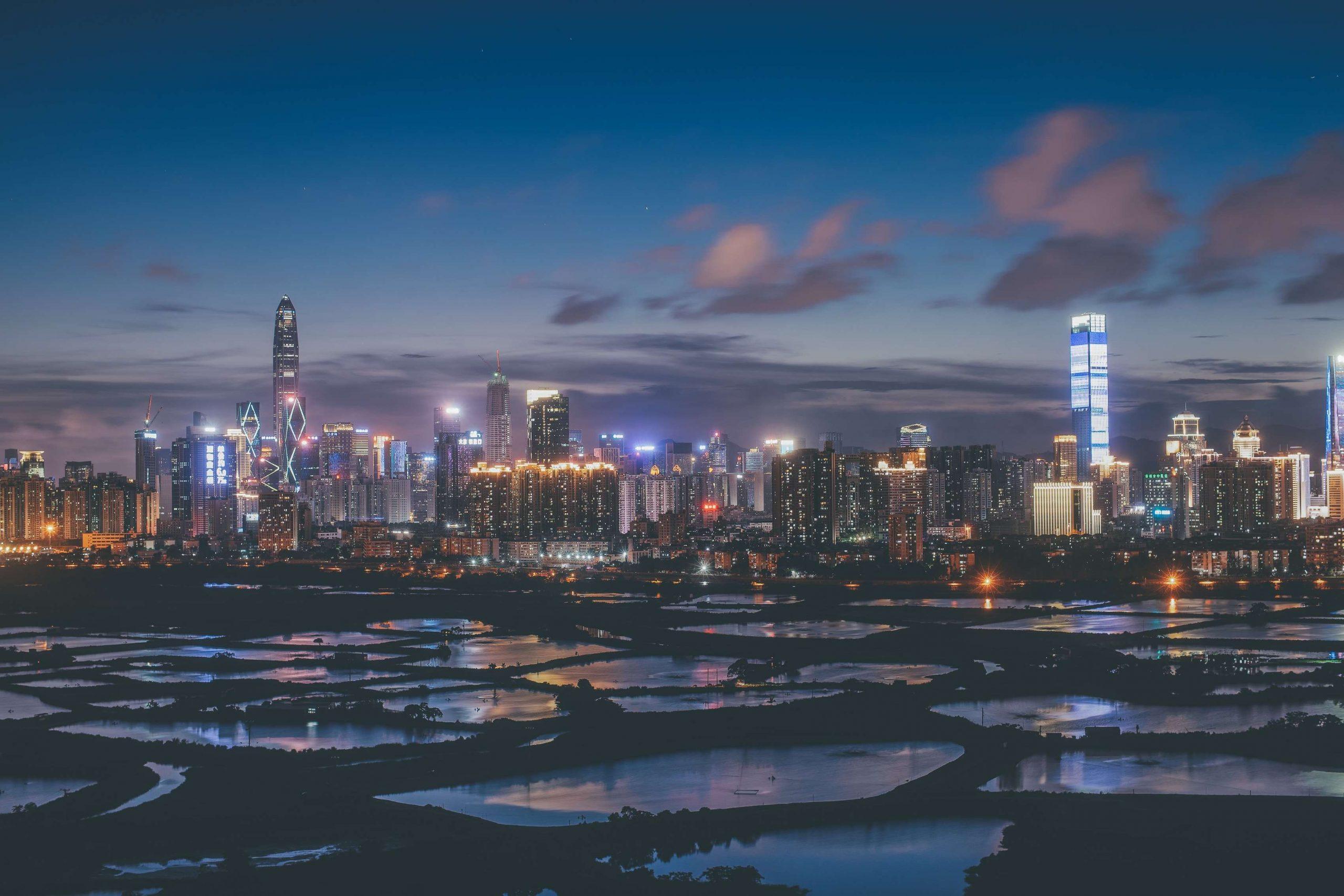 Une claque de modernité à Shenzhen