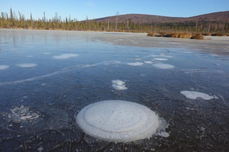Arctique : La Nasa découvre des millions de sources de méthane