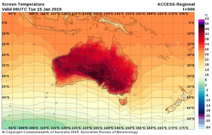 Depuis 5 ans, l'été est deux fois plus long que l'hiver dans l'hémisphère Sud !