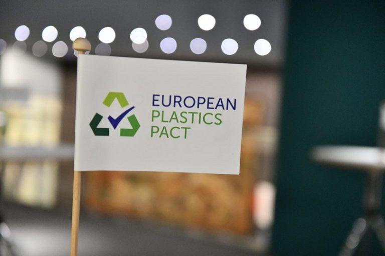 Lancement du Pacte Plastiques européen