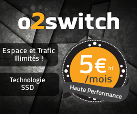 O2Switch nous aide à vous offrir une meilleure prestation avec lmc