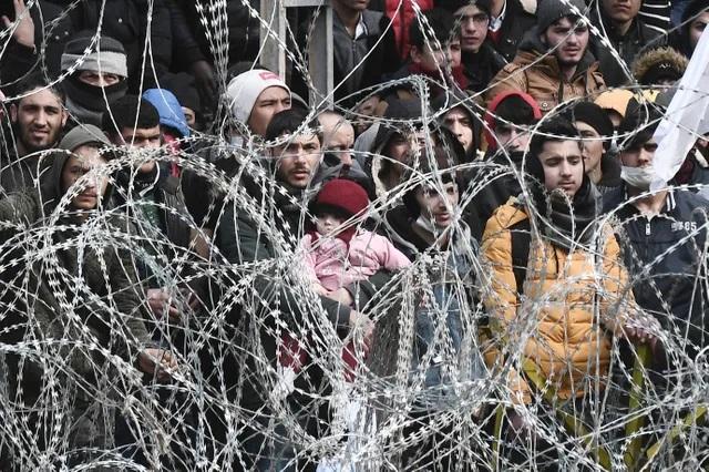 L'Europe à la peine face au défi migratoire déclenché par Erdogan