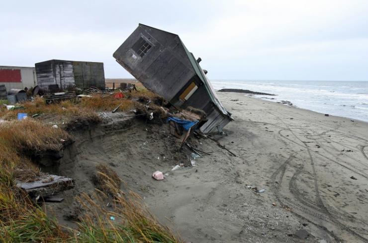 Changement climatique : la moitié des plages pourrait disparaître d'ici à 2100