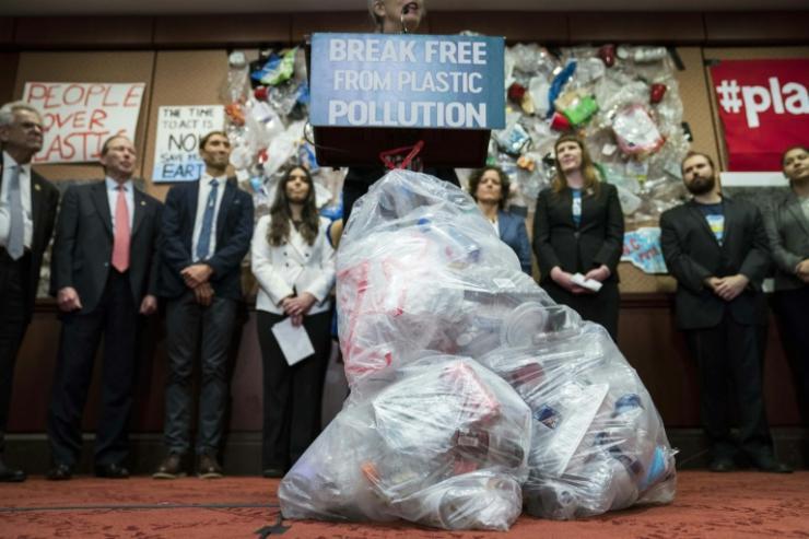 10 % seulement des déchets plastiques mondiaux recyclés