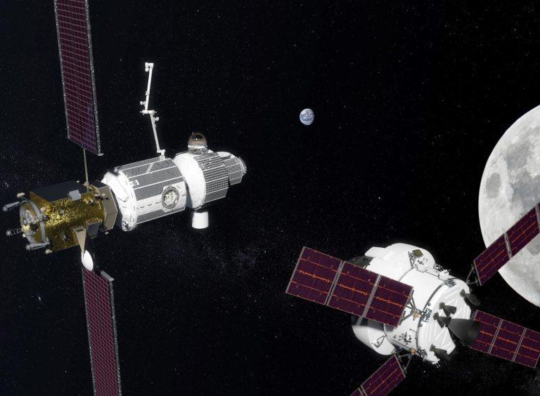 La NASA sélectionne les premiers instruments de sa future station lunaire