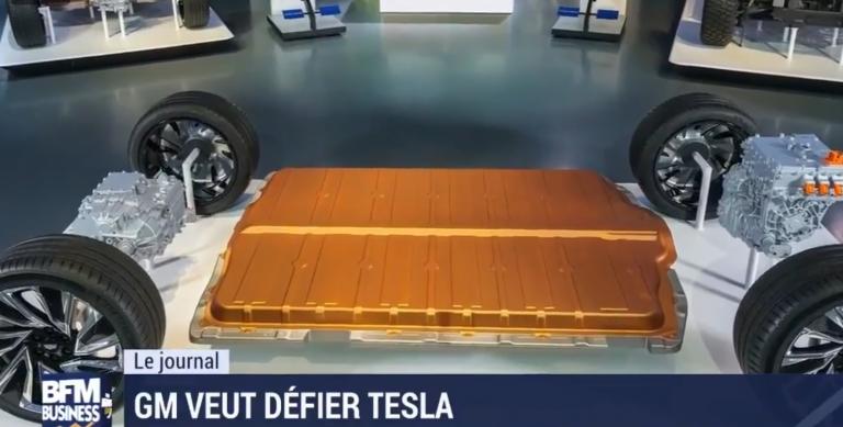 Ultium, la batterie ultra-puissante de GM pour concurrencer Tesla