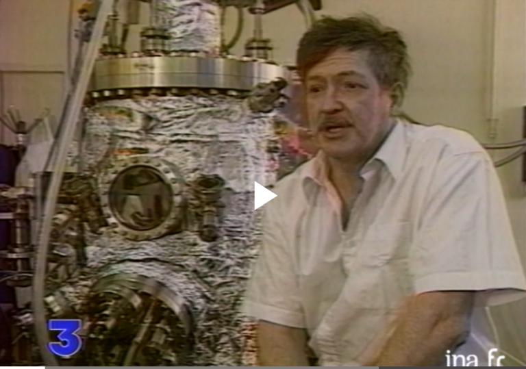 1993 La supraconductivité à température ambiante