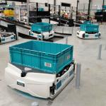 Des robots intelligents font leur entrée dans les entrepôts