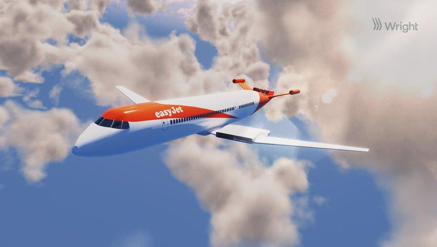 EasyJet prépare son avion électrique pour 2030