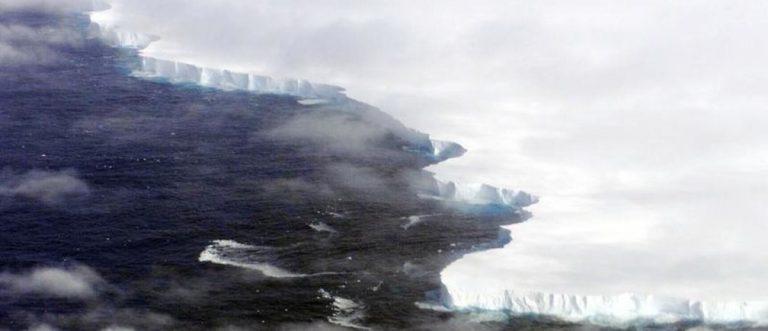 Réchauffement climatique : la fonte des glaces aux pôles est six fois plus rapide qu'il ya 30 ans