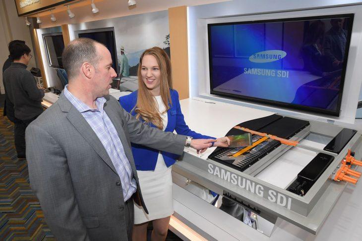 Samsung : des batteries solides révolutionnaires avec 800 km d'autonomie ?