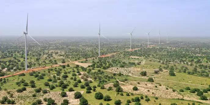 Le Sénégal en avance pour la part de l'éolien dans son mix énergétique