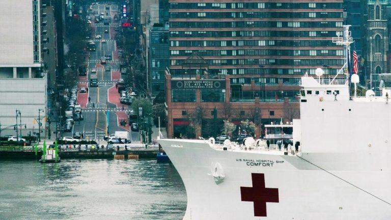 Coronavirus: «Cette crise révèle les lacunes du système de santé américain»