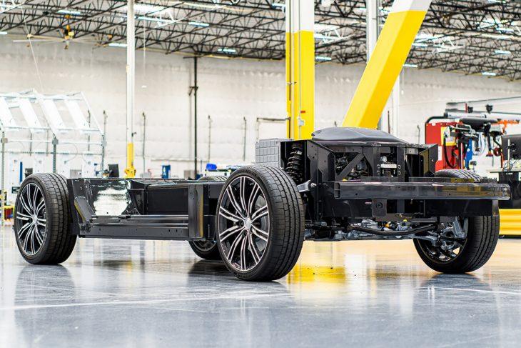 Karma propose une plateforme polyvalente pour tous véhicules électriques