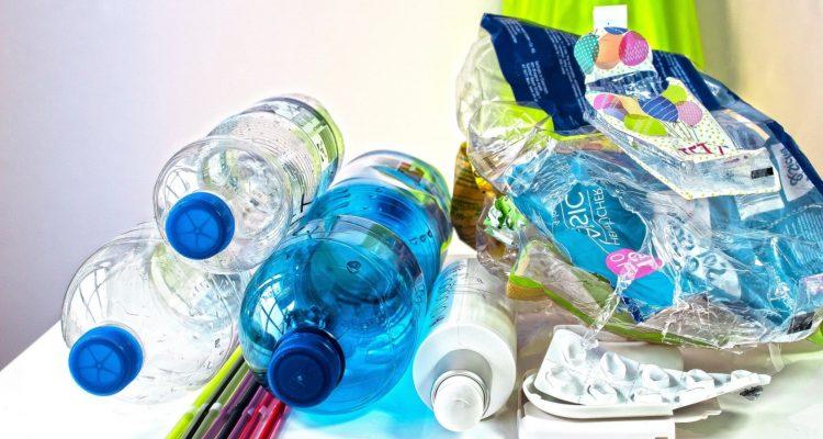 «Plastique» dans «Réduire le CO2»