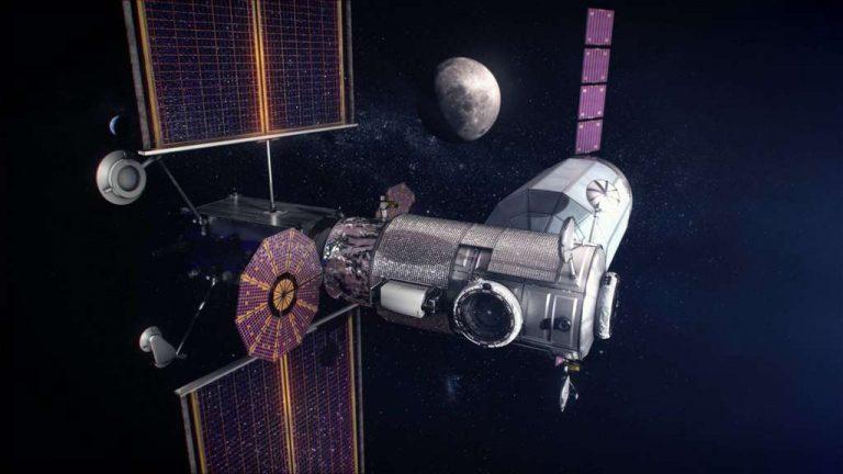 SpaceX fera des livraisons à la future station spatiale lunaire internationale