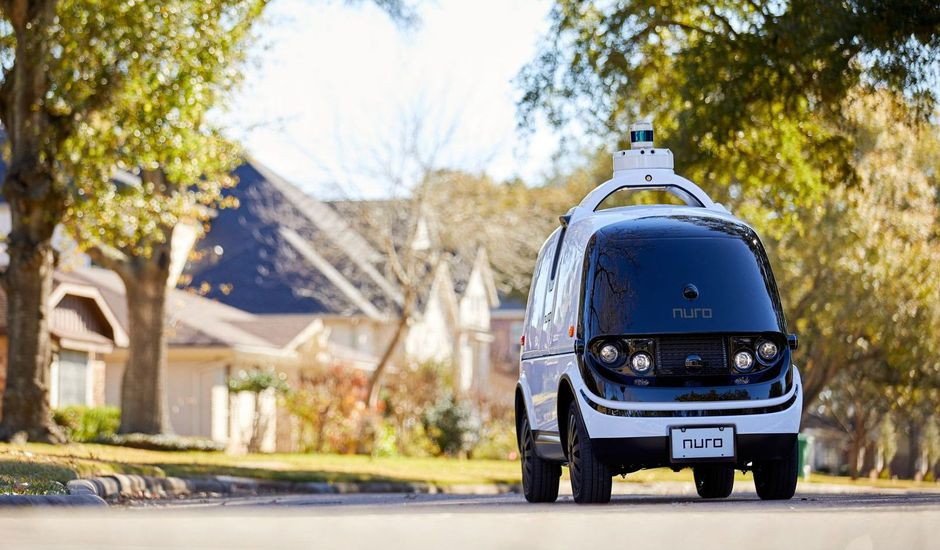 Nuro va faire rouler des voitures autonomes sans conducteur en Californie après la pandémie