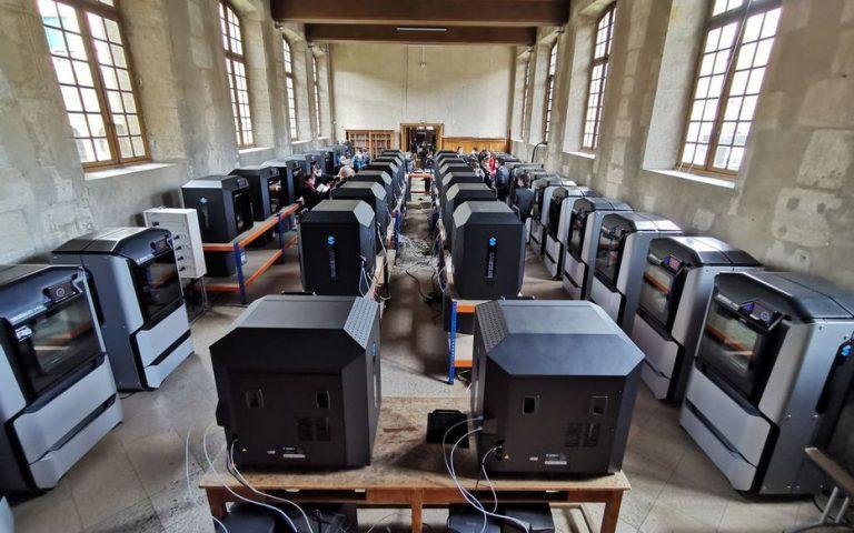 L'AP-HP va imprimer en 3D les équipements qui manquent dans ses hôpitaux