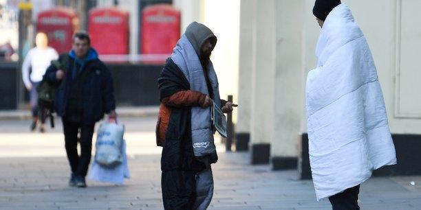 Derrière la pandémie, une explosion de pauvreté au Royaume-Uni
