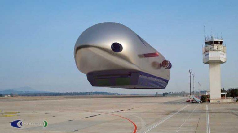 VariaLift, bientôt des dirigeables en aluminium qui offrent une alternative aux avions