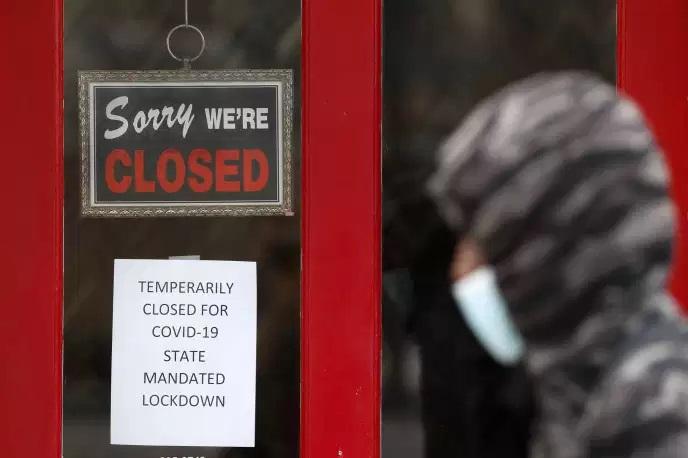 Le taux de chômage aux Etats-Unis n'a jamais été aussi élevé depuis la Grande Dépression