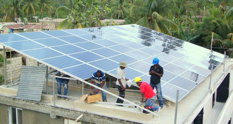 Solar Energy Is Key in the Fight to End Extreme Poverty