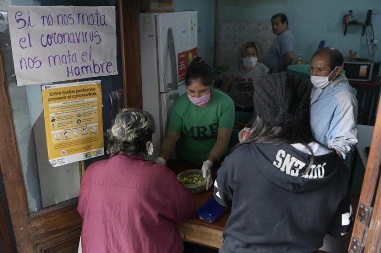 La faim plus dangereuse que le coronavirus ?