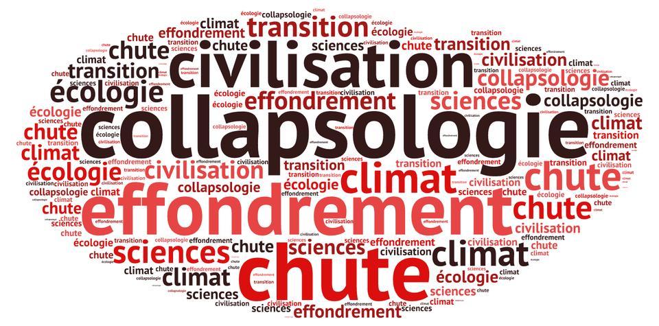 Jacques Lecomte : La collapsologie n'est pas une science l'effondrisme est une croyance