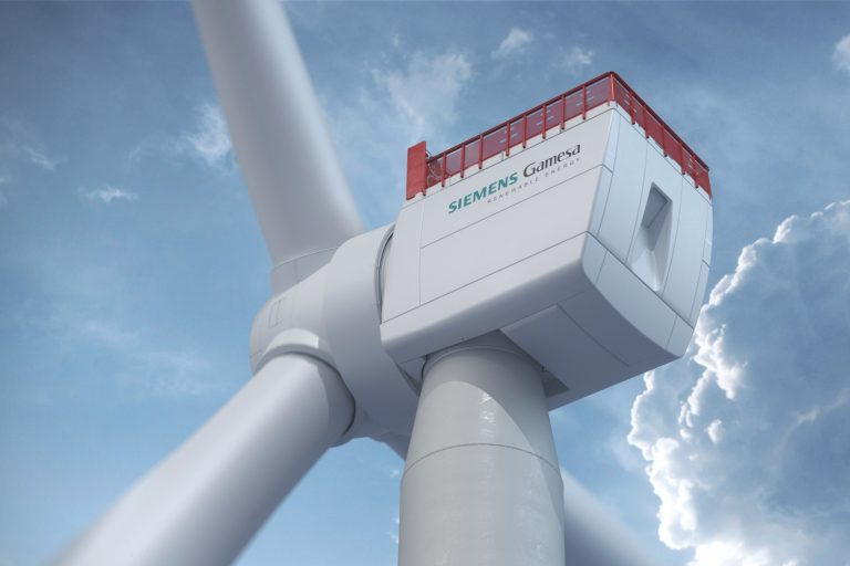 Une éolienne « colossale » de 14 MW : record de puissance pour Siemens Gamesa