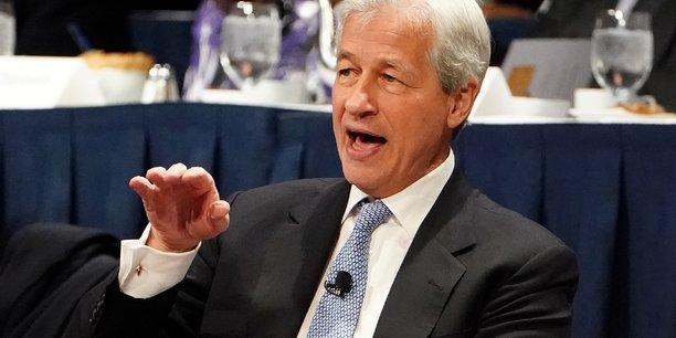 Coronavirus : le PDG de JPMorgan Chase plaide pour une économie plus équitable