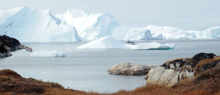 Arctique : la vague de chaleur et la fonte précoce des glaces inquiètent les scientifiques