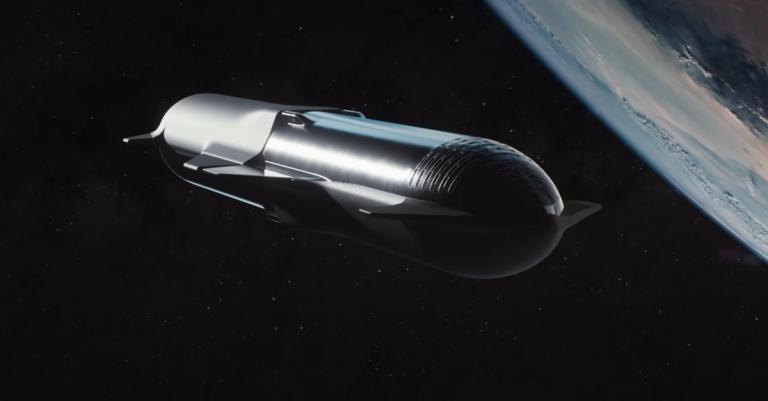 Le vaisseau Starship de SpaceX est homologué par la FAA