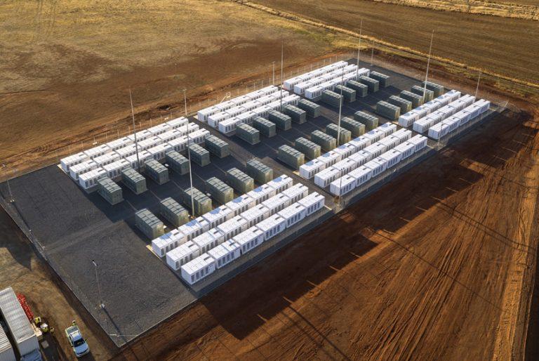 Australie : une nouvelle batterie géante va accélérer le développement des énergies renouvelables