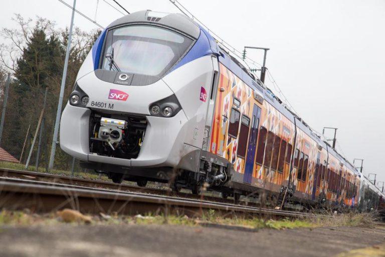 Alstom va tester des trains autonomes en Allemagne