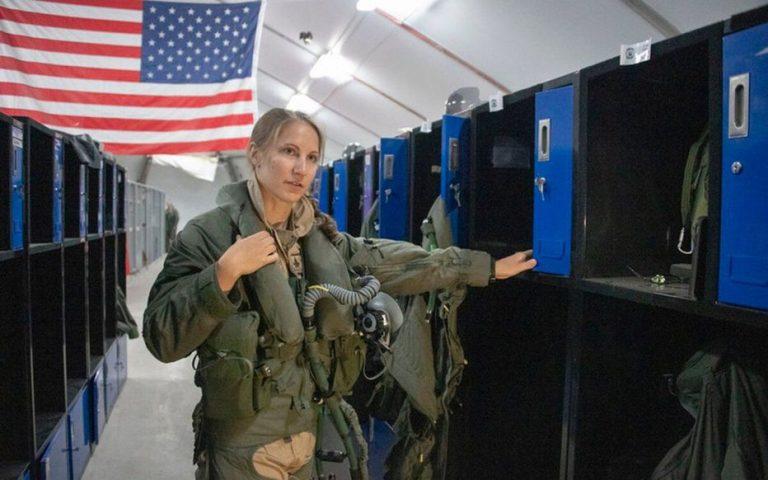 États-Unis : pour la première fois, une femme a piloté un F-35A en mission