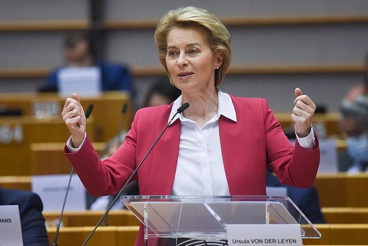 Covid-19 : les détails du plan de relance de la Commission européenne