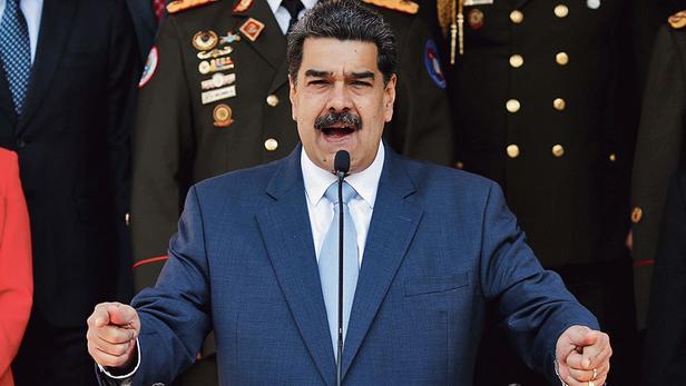 Le Venezuela réduit à payer avec son or médicaments et nourriture