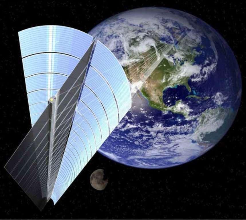 Le défi fou du solaire spatial !
