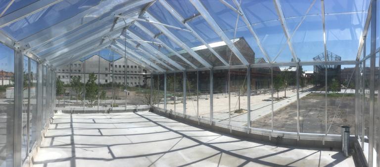 A Fives Cail, la ferme urbaine sera prête après l'été