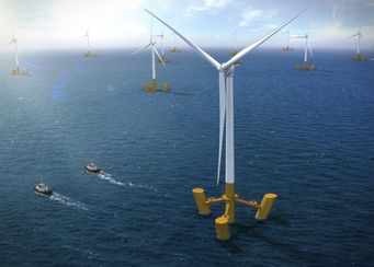 Hydrogène : Ørsted et ITM Power vont intégrer un électrolyseur à une éolienne