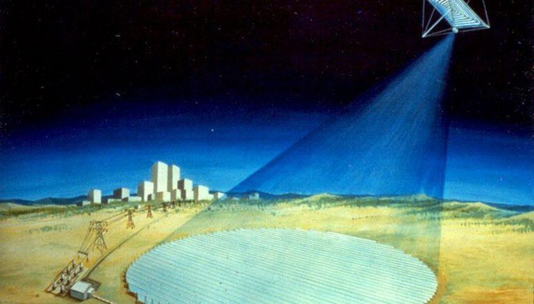 Des miroirs spatiaux géants pour capter la lumière du soleil en permanence