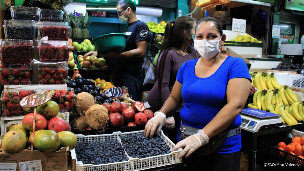 Covid-19 : la pandémie fait baisser les prix des denrées alimentaires à leur plus bas niveau depuis 17 mois (FAO)