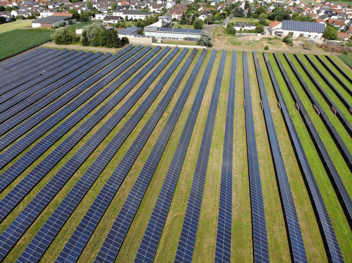 Le coût de l'énergie photovoltaïque a baissé de 82 % depuis 2010